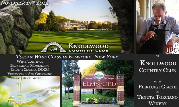 Wine Class tour – November 13 2013 at Elmsford, New York