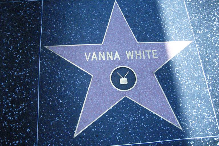 Da San Gimignano a Hollywood insieme a Vanna White