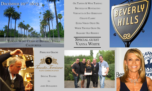 Wine Class at Beverly Hills – Special Guest: Vanna White