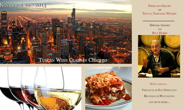 Wine Class Tour on November 20th 2013 at Chicago
