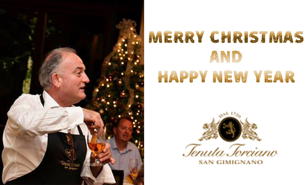 Merry Christmas from Pierluigi Giachi and Family