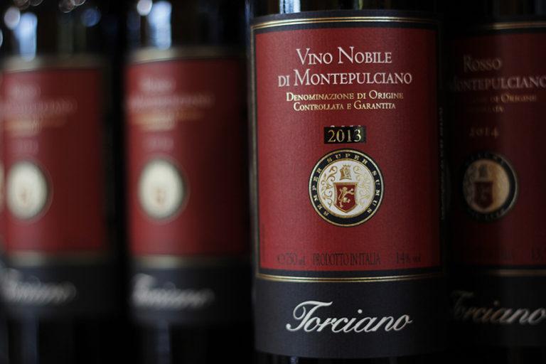 Four stars to Nobile di Montepulciano