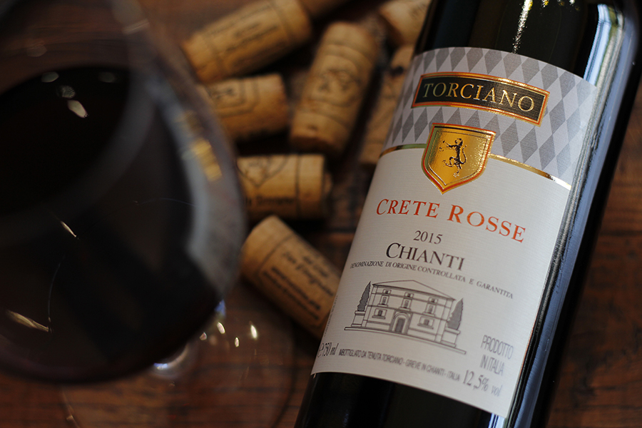 Great review of Chianti Crete Rosse – Torciano Winery