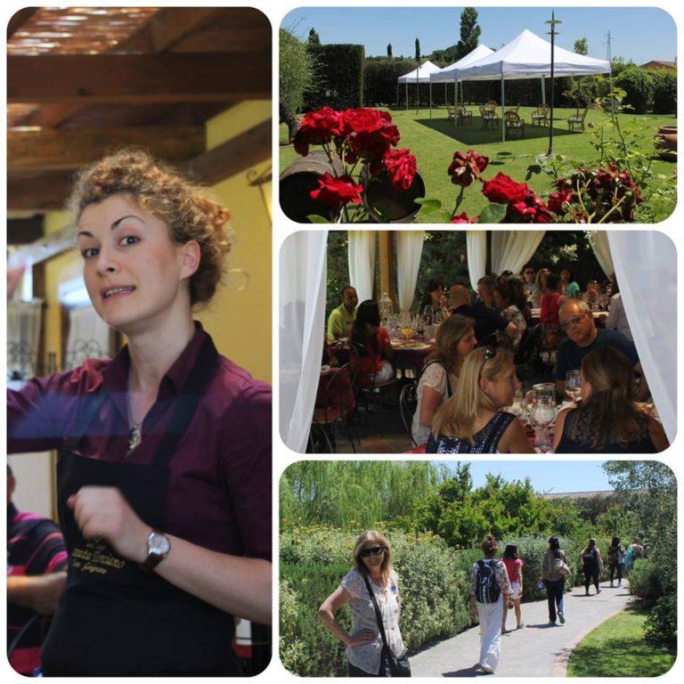 Bellissima recensione su degustazione di vino alla Tenuta Torciano