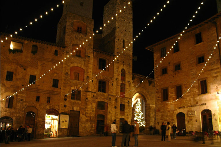 Beautiful review of San Gimignano