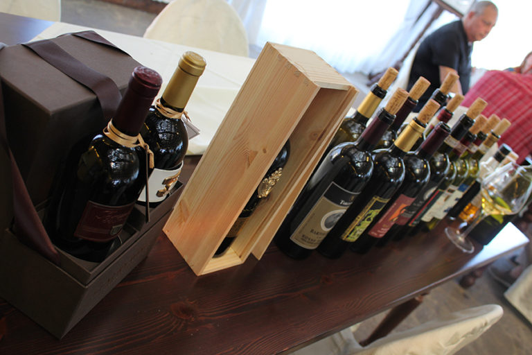New Italian Review of our wines