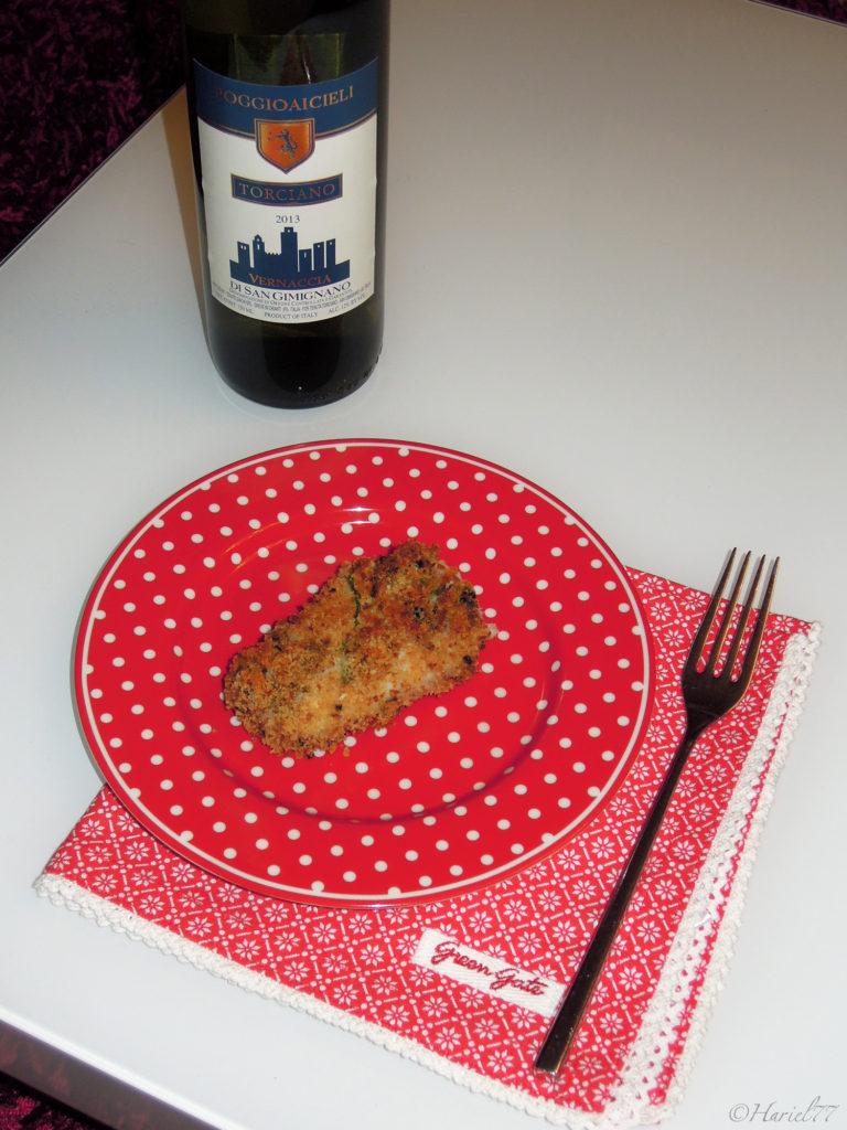 Nuova recensione con abbinamento di cibo e Vernaccia di San Gimignano