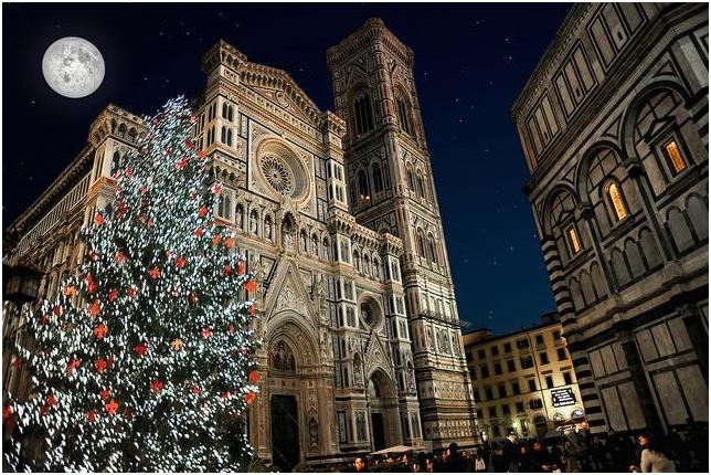 Florence: Christmas dream
