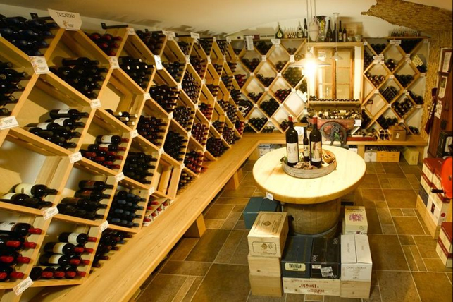 How to organize a cellar
