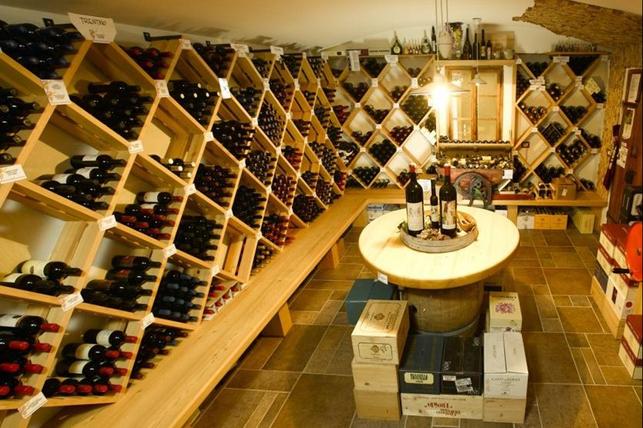 How to organize a cellar