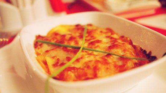 Lasagna – The queen of italian pasta