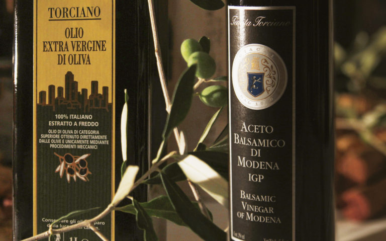Olive Oil & Balsamic Vinegar: the perfect duo!