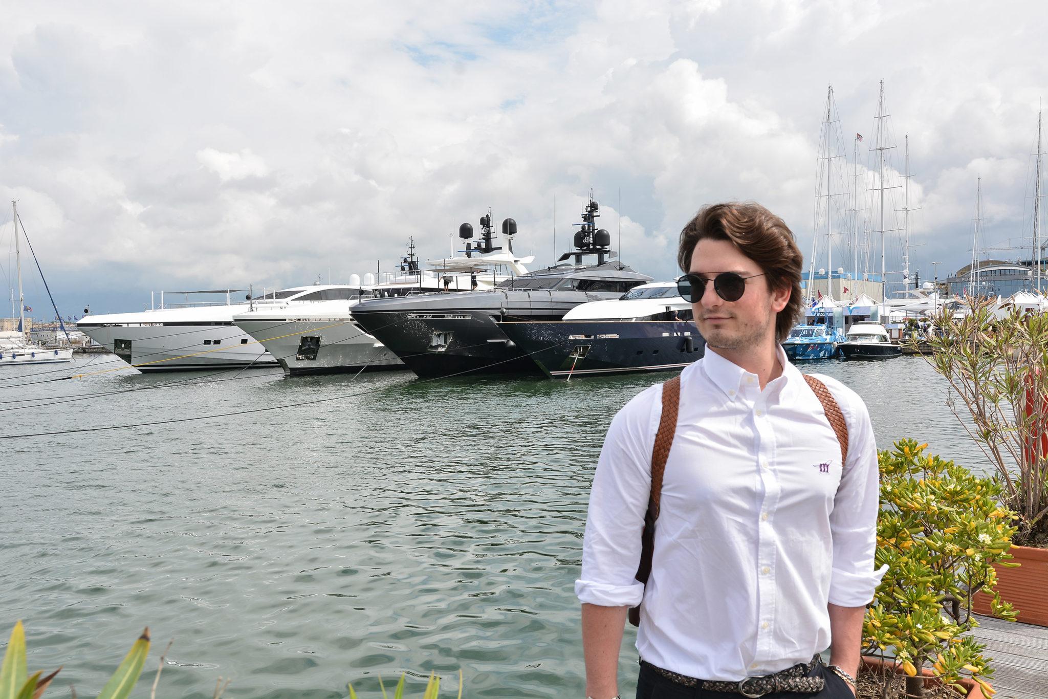 Tenuta Torciano at the Yachting Club Rendez-Vous in Viareggio