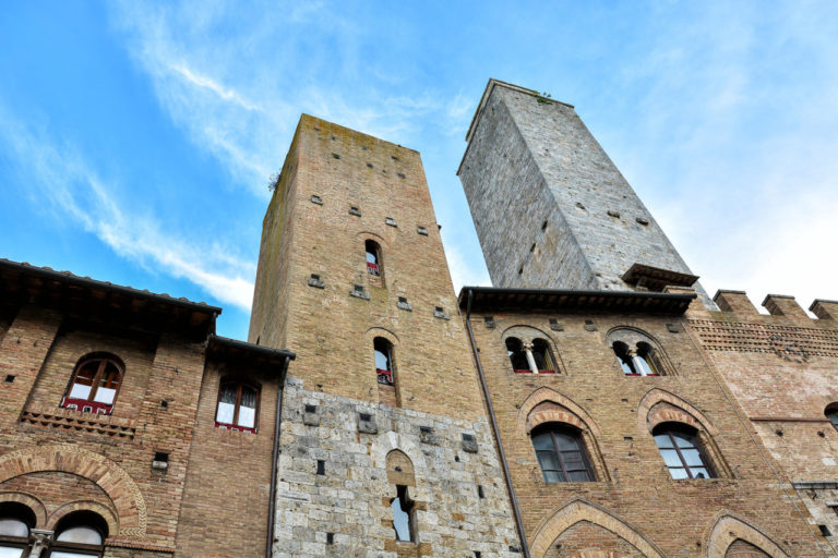 Experience San Gimignano Wine Country in Style at These 4 Effortlessly Luxurious Vineyards and Towers tour