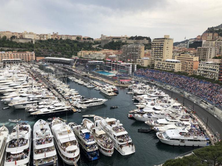 Tenuta Torciano al Gran Premio di Montecarlo