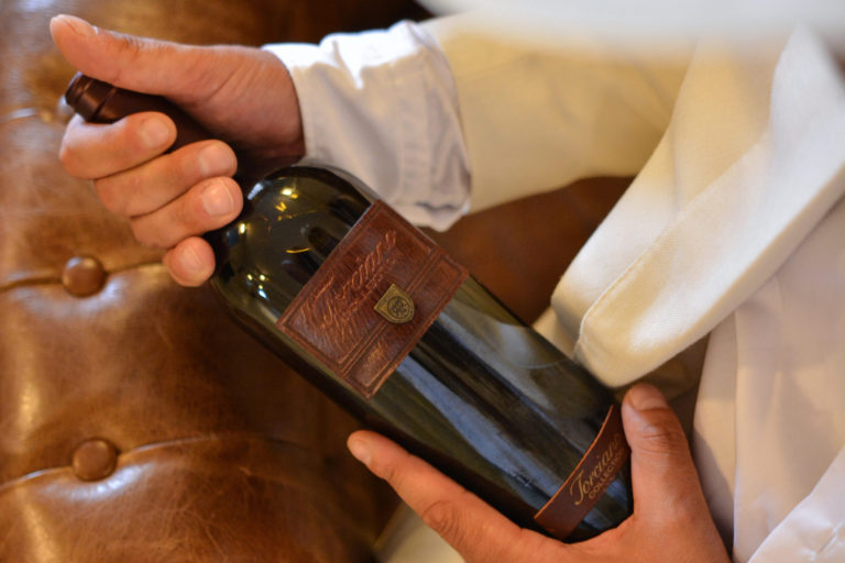 Tuscan Wine Skin Collection by Tenuta Torciano