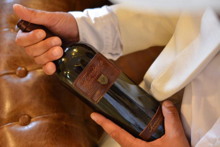 Collezione Tuscan Wine Skin