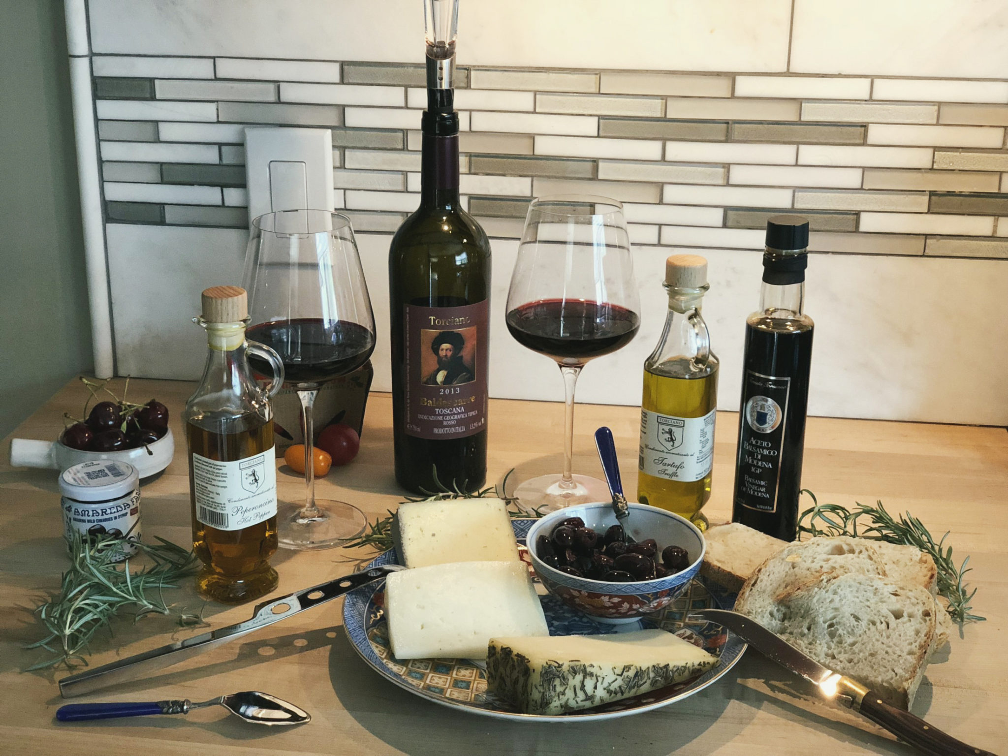 The Grape Groupie Podcast – Tenuta Torciano Winery