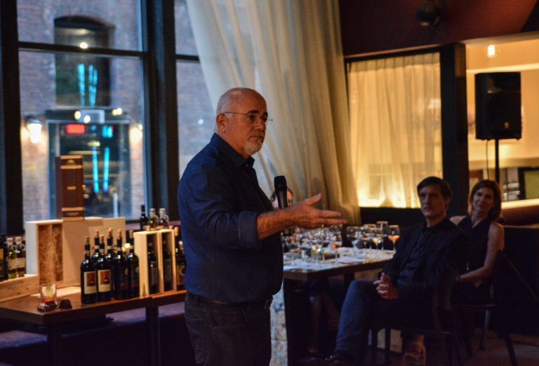 Tenuta Torciano @ The Dave Ramsey Show – National Advertisers' Dinner