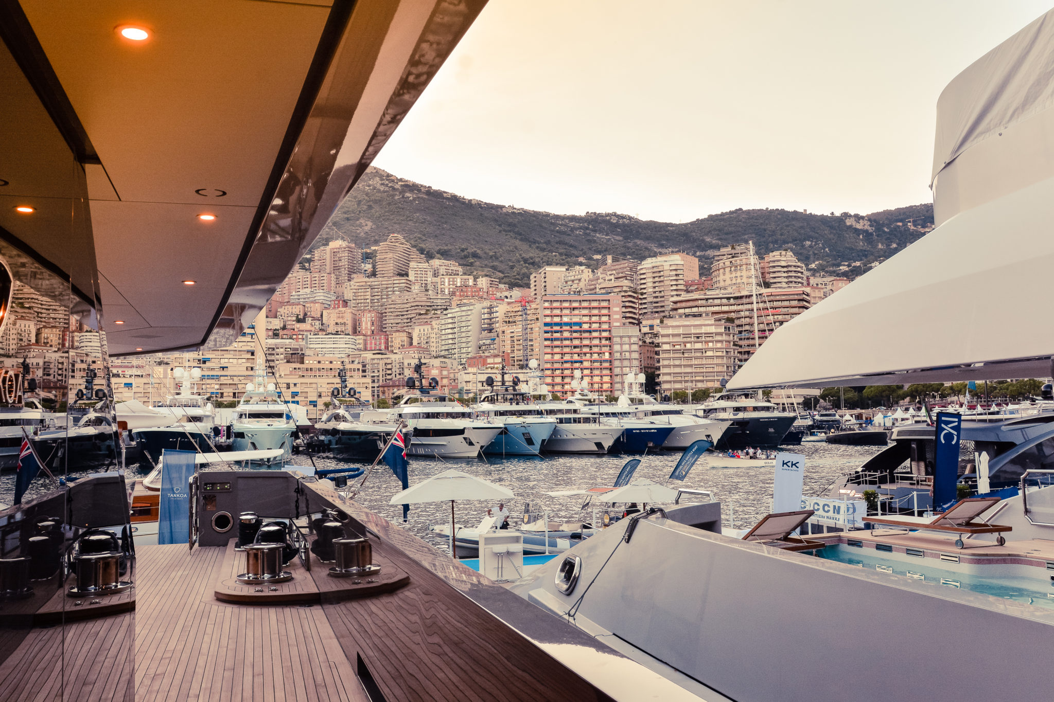 Tenuta Torciano @ Monaco Yacht Show 2018
