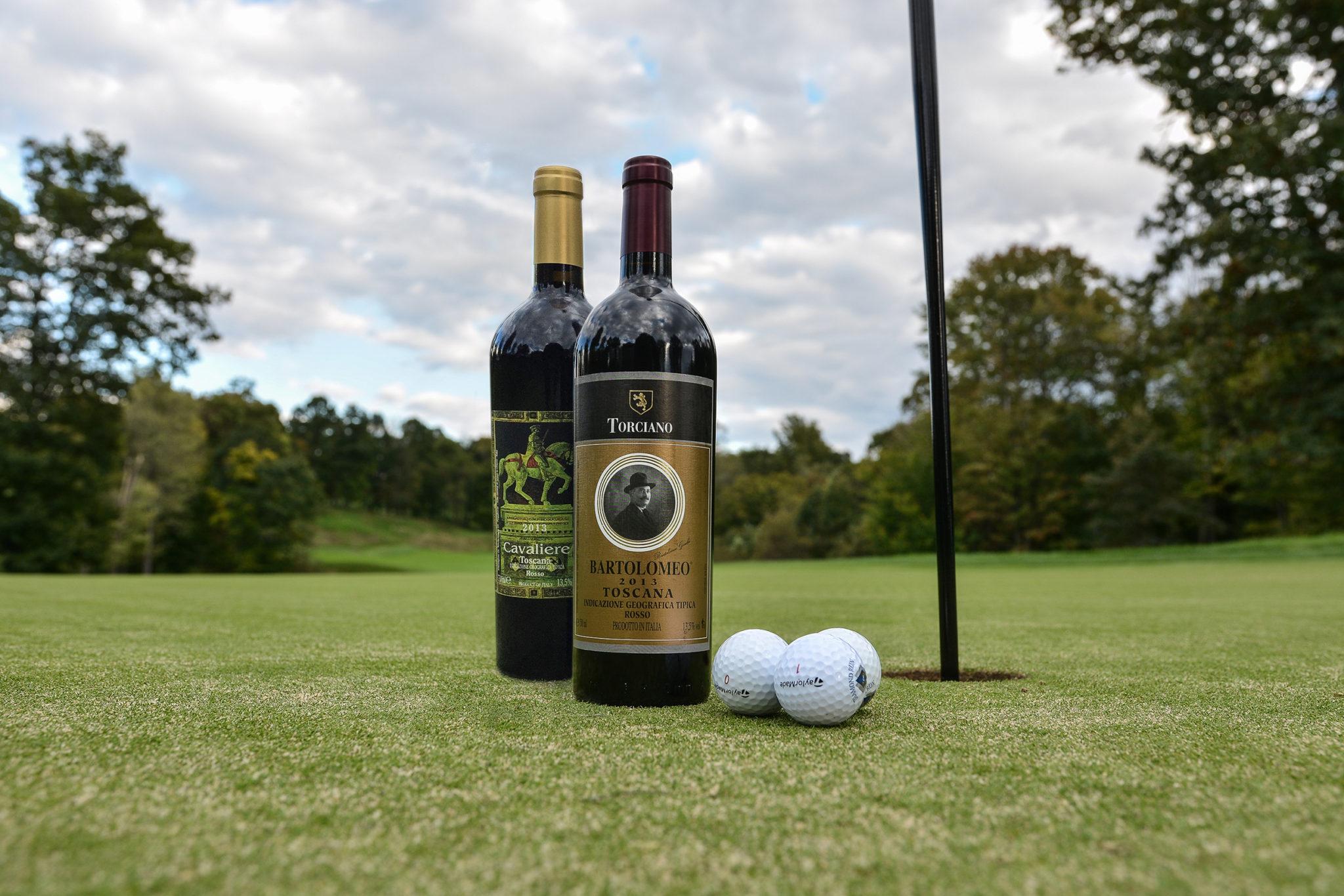 Tenuta Torciano Wine Dinner @ Diamond Run Golf Club