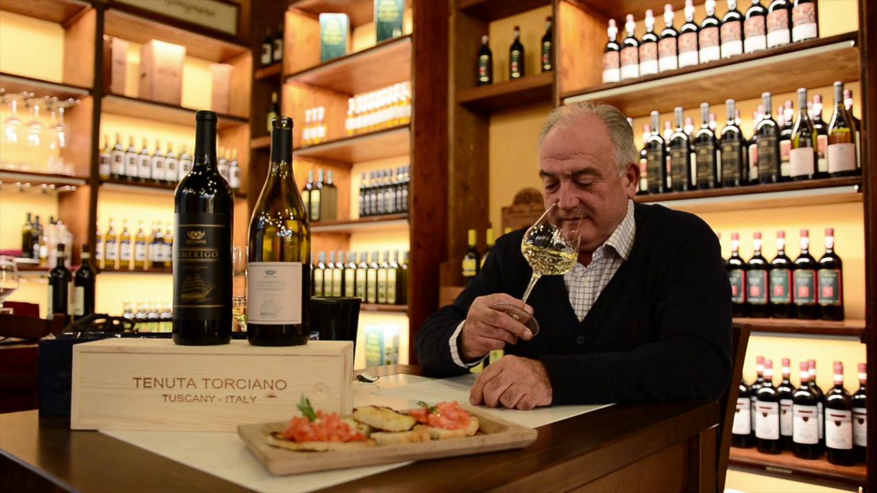 Discover Amerigo: our new Californian wine