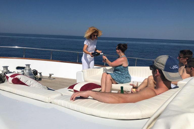 Navigate to new horizons with San Lorenzo Mediterranean Cruises