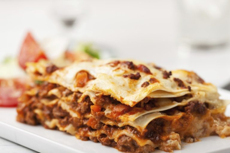 Lasagna: a dish with a thousand possible variations – 2021