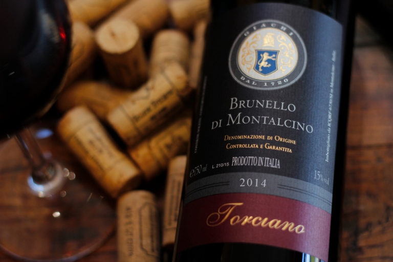 Brunello di Montalcino: a wine to try at least once in a lifetime