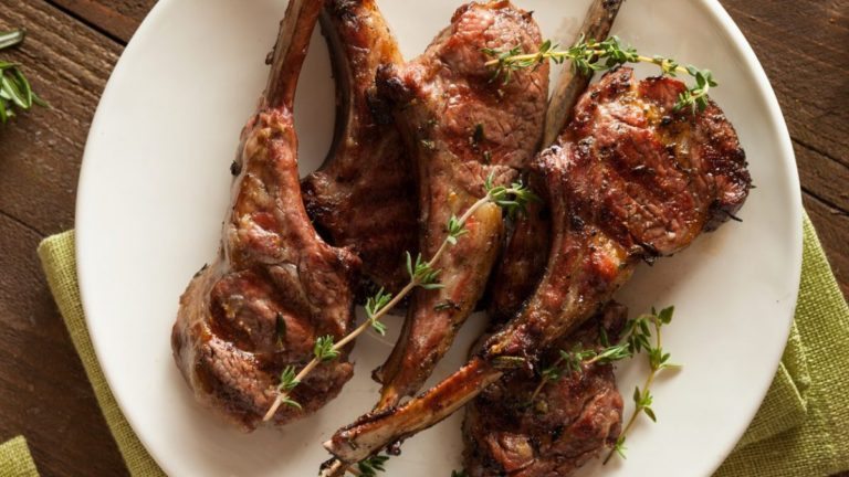 Easter 2021 – Inspired by Easter, the Tuscan Lamb recipe by Luciana Cilemmi