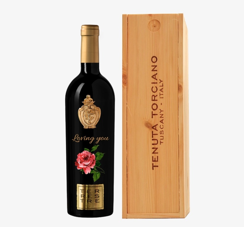 a Personalized italian gift for your mother