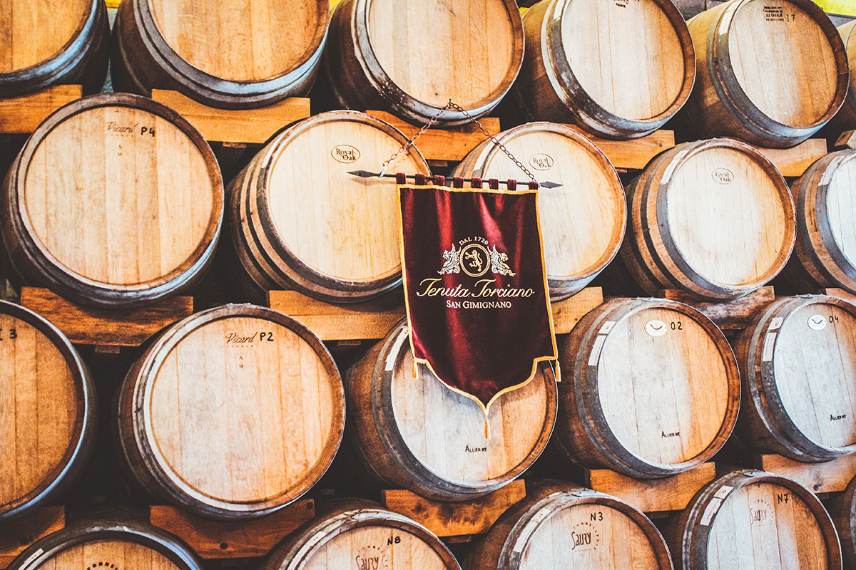 torciano winery